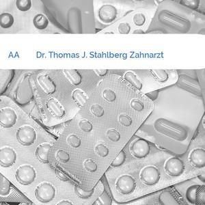 Bild AA        Dr. Thomas J. Stahlberg Zahnarzt mittel