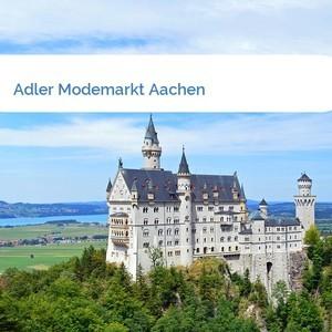 Bild Adler Modemarkt Aachen mittel