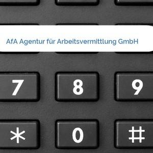 Bild AfA Agentur für Arbeitsvermittlung GmbH mittel