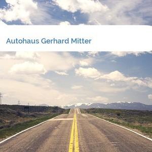 Bild Autohaus Gerhard Mitter mittel