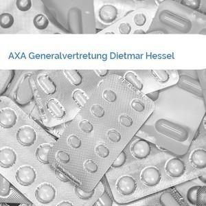 Bild AXA Generalvertretung Dietmar Hessel mittel