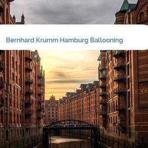 Bild Bernhard Krumm Hamburg Ballooning mittel