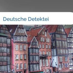 Bild Deutsche Detektei mittel