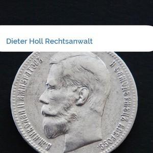 Bild Dieter Holl Rechtsanwalt mittel