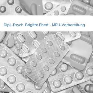 Bild Dipl.-Psych. Brigitte Ebert - MPU-Vorbereitung mittel