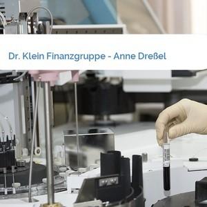 Bild Dr. Klein Finanzgruppe - Anne Dreßel mittel