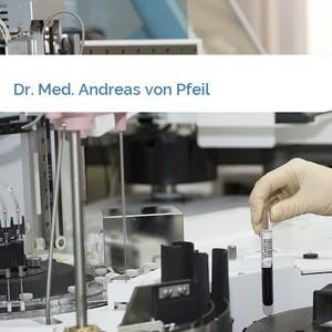 Bild Dr. Med. Andreas von Pfeil mittel