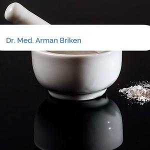 Bild Dr. Med. Arman Briken mittel