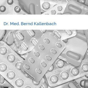 Bild Dr. Med. Bernd Kallenbach mittel