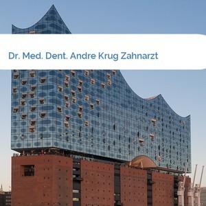 Bild Dr. Med. Dent. Andre Krug Zahnarzt mittel