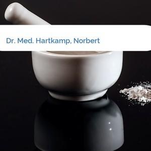 Bild Dr. Med. Hartkamp, Norbert mittel