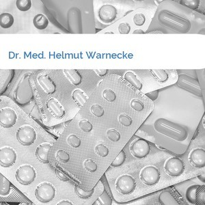 Bild Dr. Med. Helmut Warnecke mittel