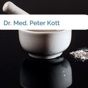 Bild Dr. Med. Peter Kott mittel