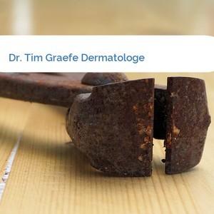 Bild Dr. Tim Graefe Dermatologe mittel