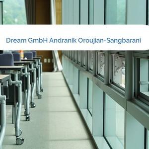 Bild Dream GmbH Andranik Oroujian-Sangbarani mittel