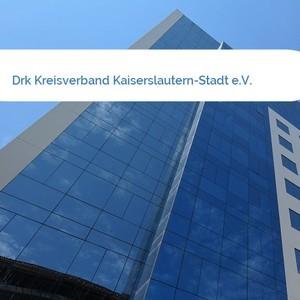 Bild Drk Kreisverband Kaiserslautern-Stadt e.V. mittel