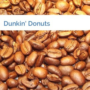 Bild Dunkin' Donuts mittel