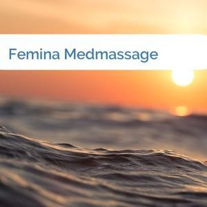 Bild Femina Medmassage mittel