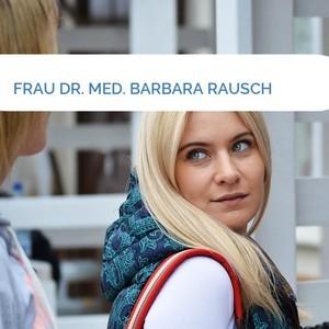 Bild FRAU DR. MED. BARBARA RAUSCH mittel