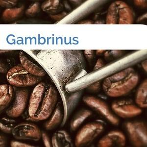 Bild Gambrinus mittel