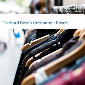 Bild Gerhard Bosch Herrmann + Bosch mittel