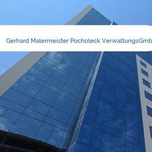 Bild Gerhard Malermeister Pocholeck VerwaltungsGmbH mittel