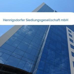 Bild Hennigsdorfer Siedlungsgesellschaft mbH mittel