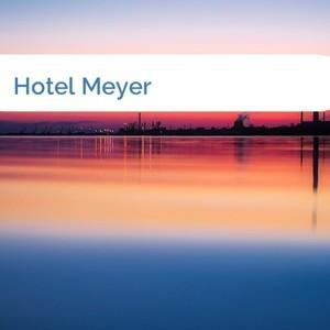 Bild Hotel Meyer mittel