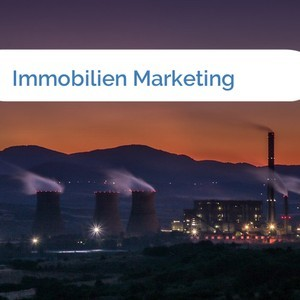 Bild Immobilien Marketing mittel