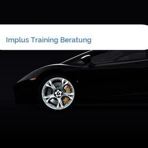 Bild Implus Training Beratung mittel