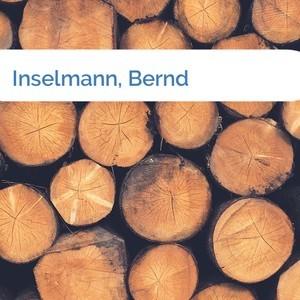 Bild Inselmann, Bernd mittel