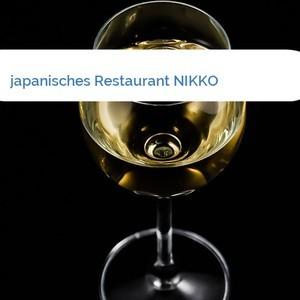 Bild japanisches Restaurant NIKKO mittel