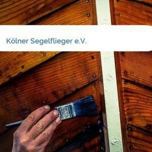Bild Kölner Segelflieger e.V. mittel