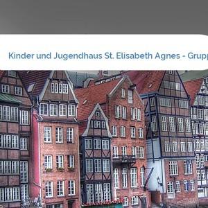 Bild Kinder und Jugendhaus St. Elisabeth Agnes - Gruppe mittel