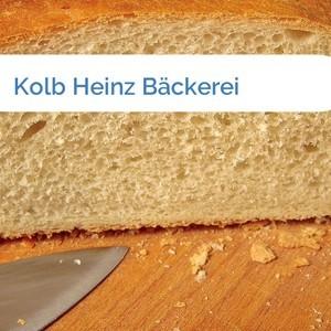 Bild Kolb Heinz Bäckerei mittel