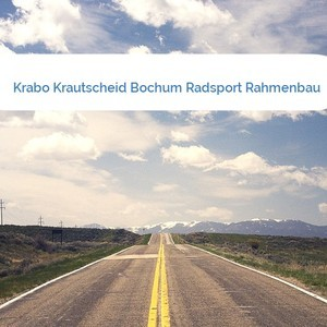 Bild Krabo Krautscheid Bochum Radsport Rahmenbau mittel