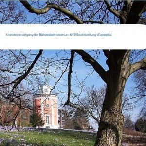 Bild Krankenversorgung der Bundesbahnbeamten KVB Bezirksleitung Wuppertal