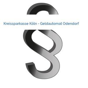 Bild Kreissparkasse Köln - Geldautomat Odendorf mittel