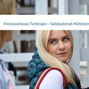 Bild Kreissparkasse Tuttlingen - Geldautomat Mühlheim mittel