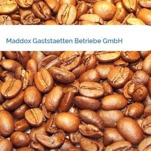 Bild Maddox Gaststaetten Betriebe GmbH mittel