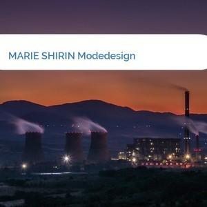 Bild MARIE SHIRIN Modedesign mittel
