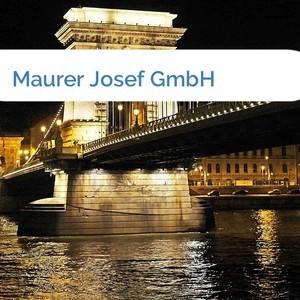 Bild Maurer Josef GmbH mittel
