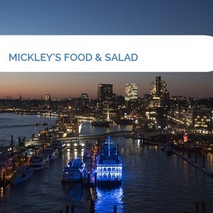 Bild MICKLEY'S FOOD & SALAD mittel