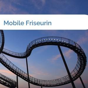 Bild Mobile Friseurin mittel