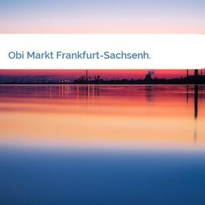 Bild Obi Markt Frankfurt-Sachsenh. mittel