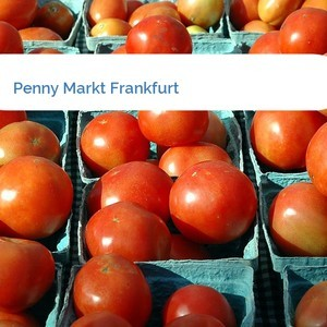 Bild Penny Markt Frankfurt mittel