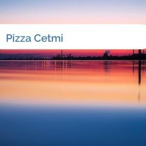Bild Pizza Cetmi mittel