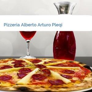 Bild Pizzeria Alberto Arturo Pleqi mittel