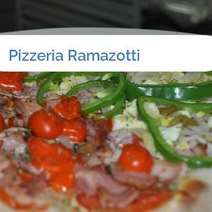 Bild Pizzeria Ramazotti mittel