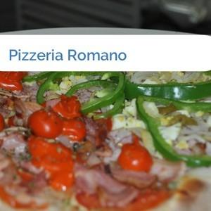 Bild Pizzeria Romano mittel